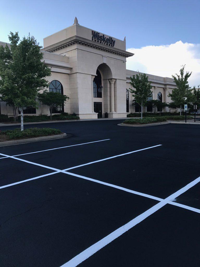Parking Lot Rehab